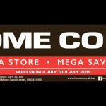 Home Corp – Specials valid from 4 July to 8 July 2019