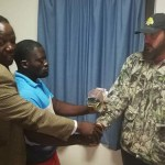 Farmer bribes man to withdraw charges