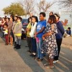 Tears and prayers at Blinkogies