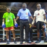 Danny Boy outclassed by Zimbabwean challenger