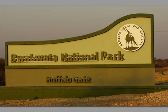 German government supports development of Namibia's parks