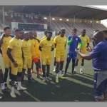 Namibia victorious over Eritrea