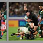 All Blacks metes out a hard knock for the Springboks