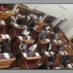 Parliament discusses Operation Kalahari Desert