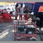 No electricity at IUM festival