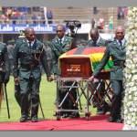 Africa bids farewell to Robert Mugabe