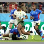 Namibia attains goal despite losing to South Africa