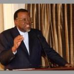 President Geingob invites investors on the margins of UNGA