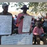 Oshuushe community rejects Shailemo