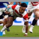 Japan claims clinical victory against Samoa