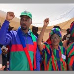 Swapo election manifesto launch in Omusati