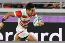 Japan's rugby star is rising