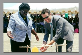 Ohangwena commemorates Global Hand Washing Day