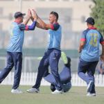 Namibia struggling to get out of the blocks in Dubai