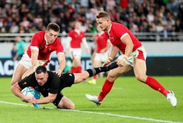 All Blacks thrashes Wales for third place