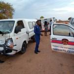 Cow causes accident in Kavango West