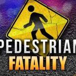 Pedestrian killed by car near Okalonda