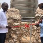 Communities benefit from 16 rehabilitated boreholes