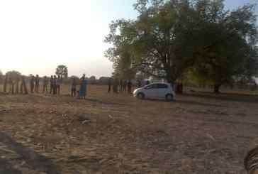 Panga attack suspect arrested