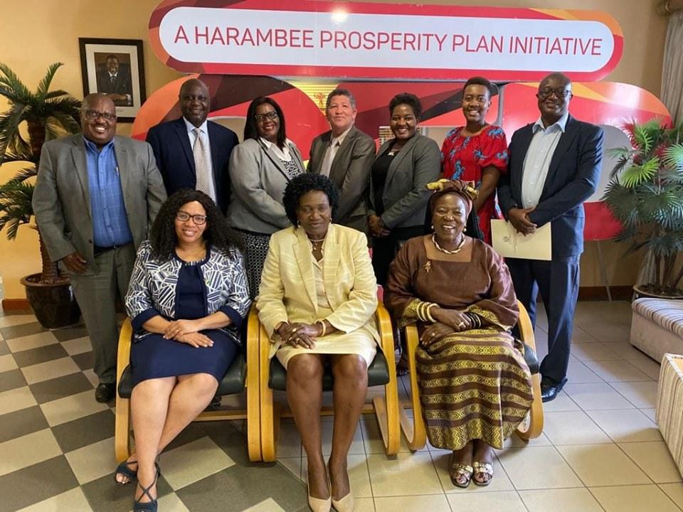 Namibia University Education Training