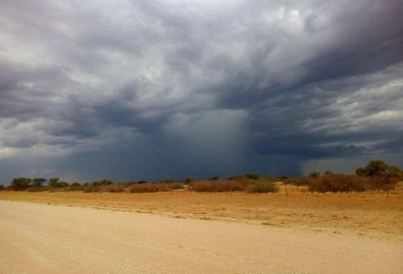 Namibia celebrates good rains