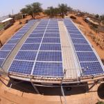 Five families benefit from solar project
