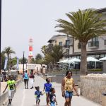 Holiday vibe inundates coastal towns