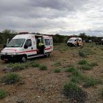 Congolese refugees injured in crash