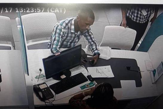 Man arrested for stealing N$200 000