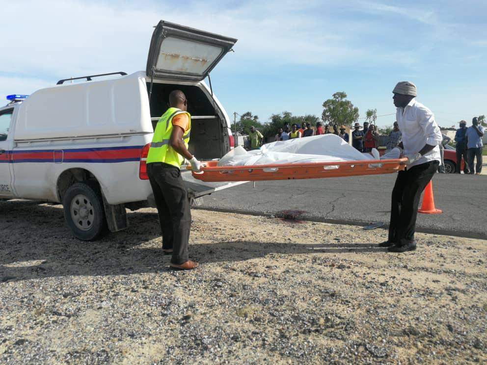 Fatal hit-and-run Omusati Region