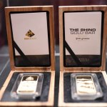 B2Gold donates 1,000 ounces of gold to rhino conservation