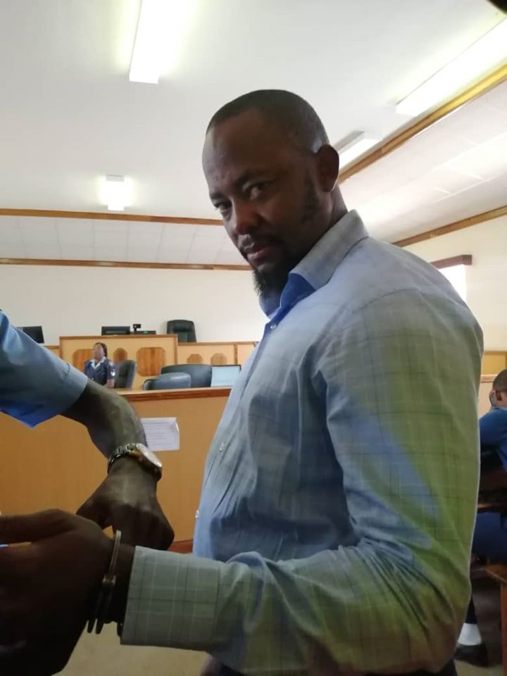 Chief executive officer Fishcor Mike Nghipunya bail