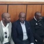 Fishrot accused remanded in custody