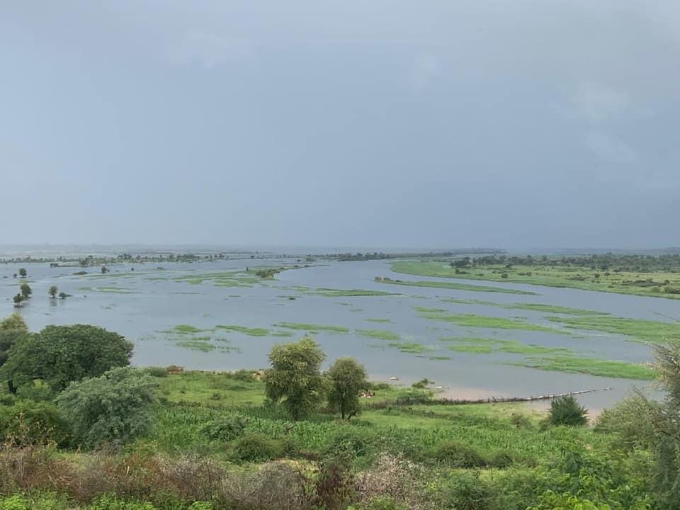 Flood warning Kavango areas Namibia