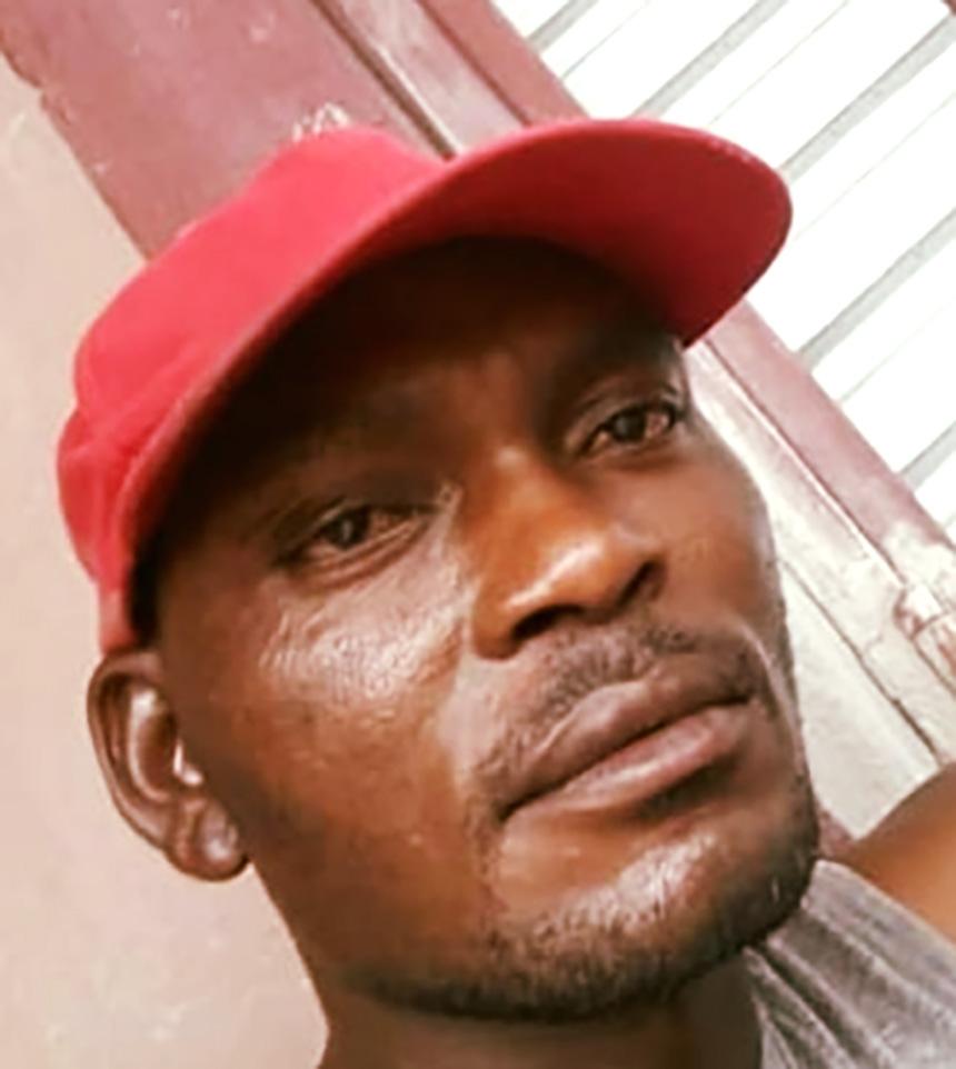 Zimbabwe death man N$20