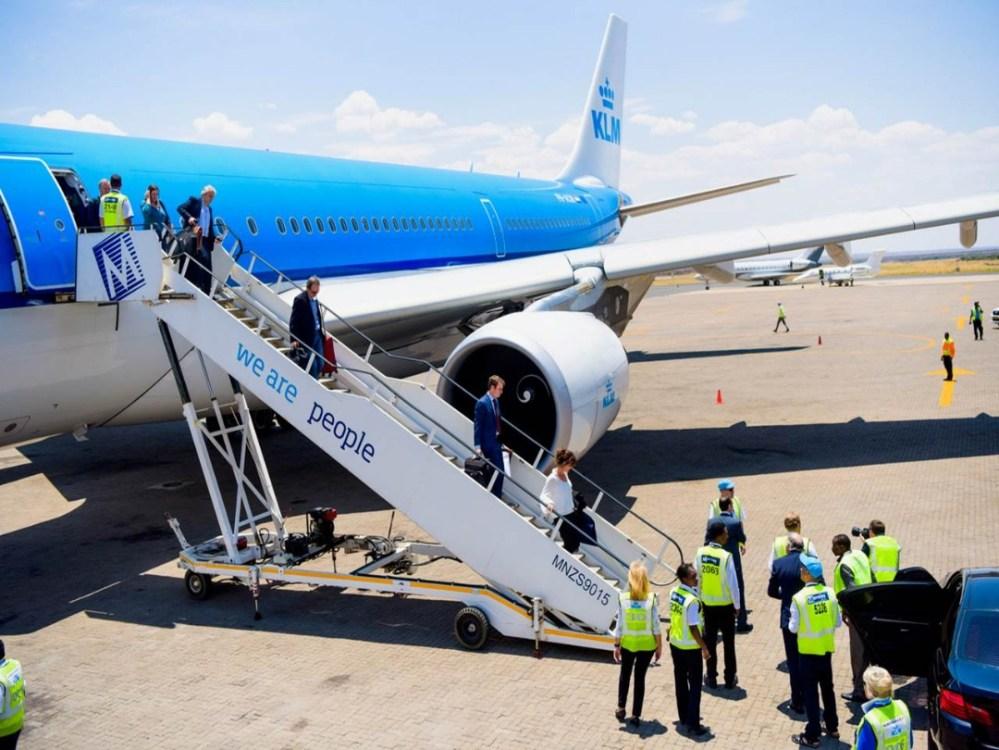 Namibians immediate quarantine Europe
