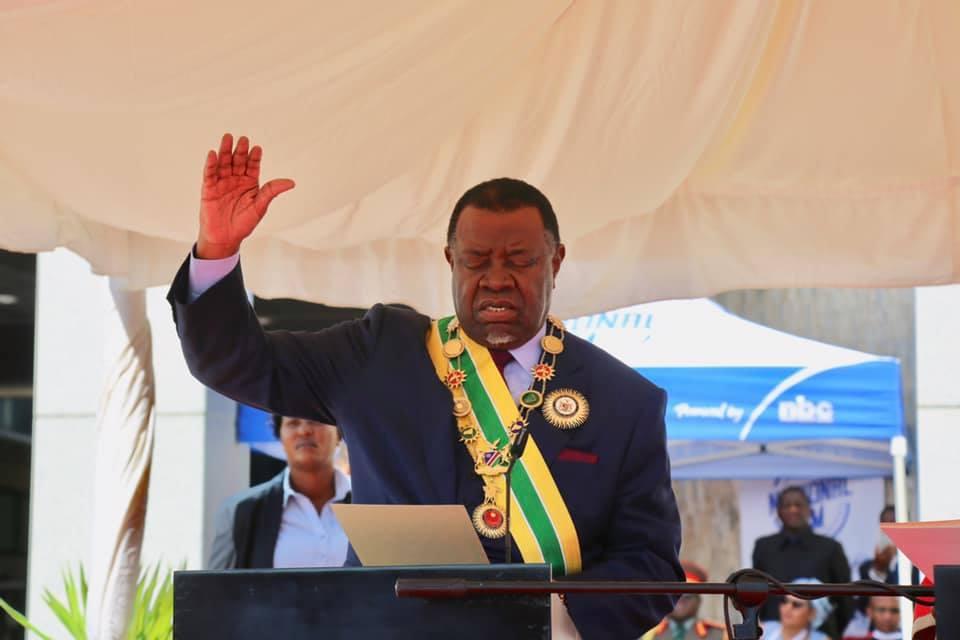 COVID-19 Namibia economic recovery jeopardy