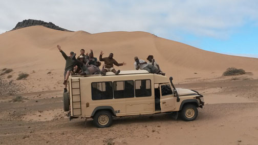 coronavirus pandemic tourism industry Namibia