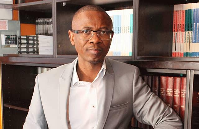 Sisa Namandje Al Jazeera Hage Geingob lawyer international journalists