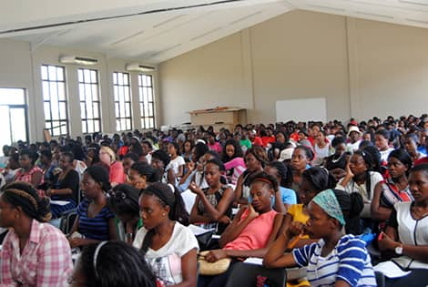 Student representative bodies schools tertiary institutions e-learning