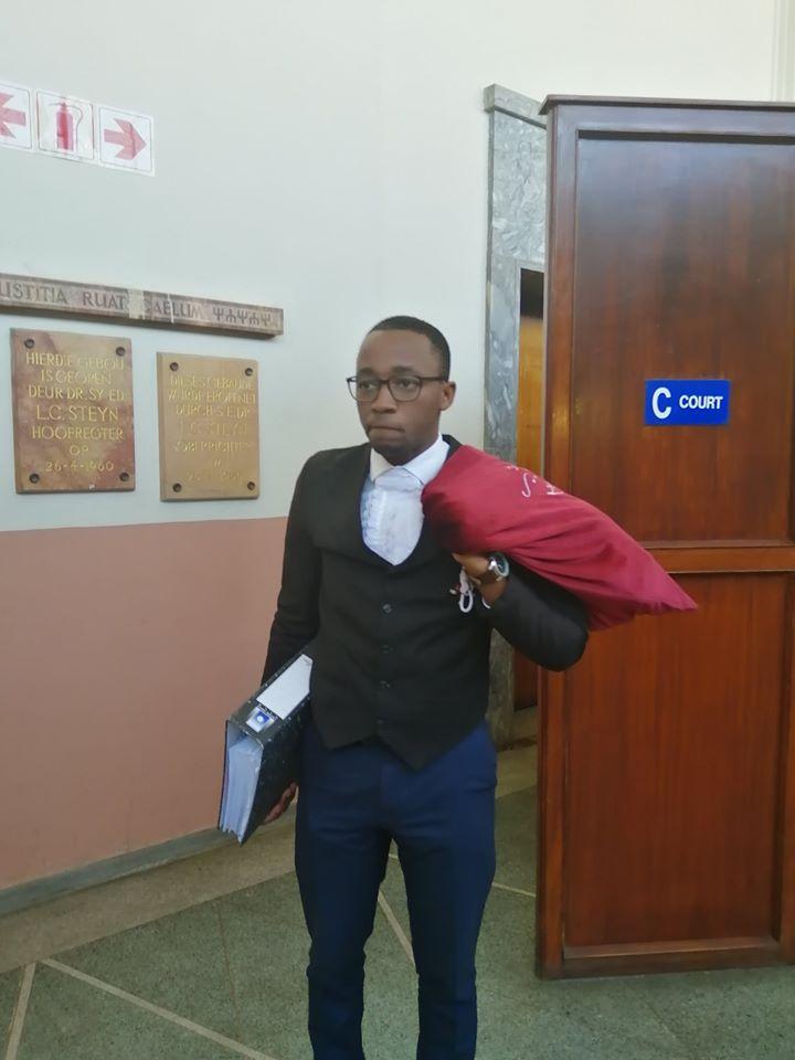 former Karasburg magistrate discharged misconduct dismissed Namibian High Court