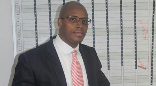 Namport human resources executive Felix Zingolo Musukubili Hage Geingob