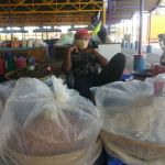Renovations prevents the sale of meat at Oshetu Market