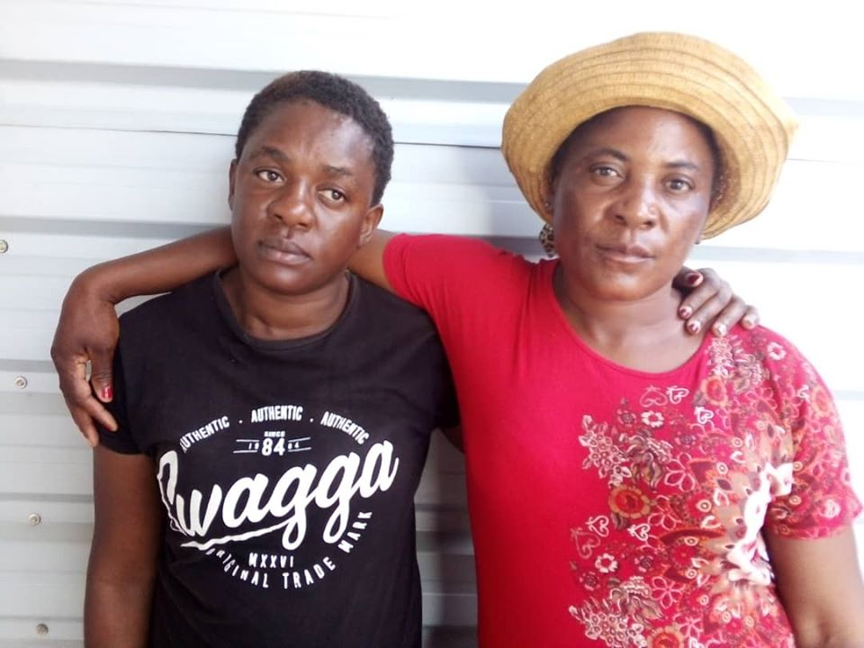 Windhoek resident Selma Johannes elder sister Lydia hospitalized Oshakati
