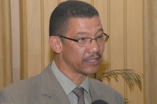 inflated official unemployment rate Namibia 4 455 workers retrenched