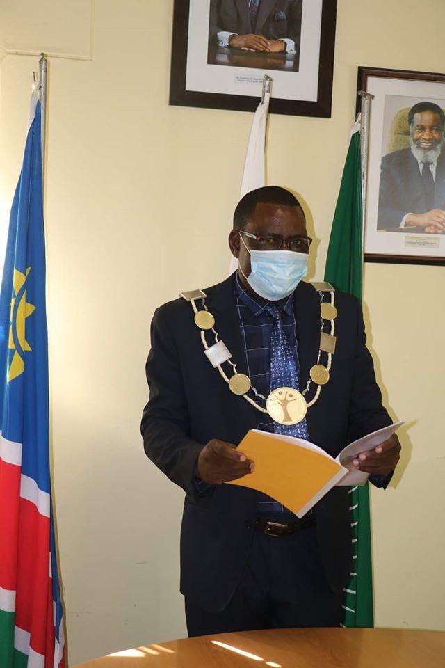 Eenhana town council N$20 million municipal services financial year June