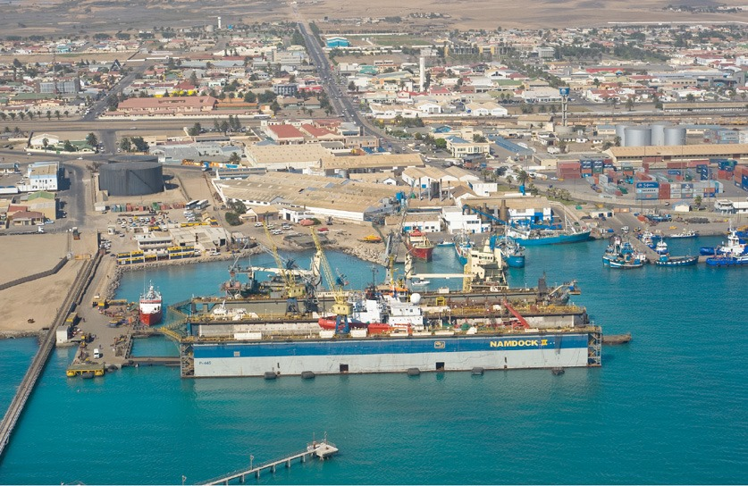 Namibia's premier ship repair yard employee tested positive COVID-19