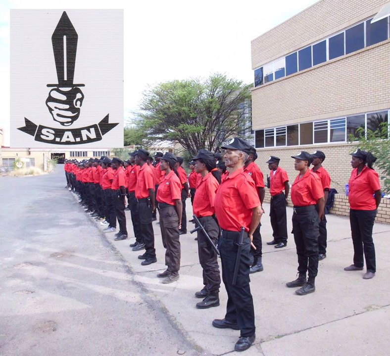 companies providing private security services authority code Namibian labour laws