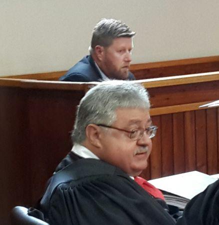 murder trial term transcript court record Jandré Dippenaar's murder trial Magistrate Gaynor Poulton