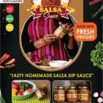 Mwechy's Salsa Sauce